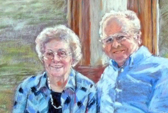 Mary Ann and Bernie