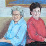 Mary Ann and Dorothy